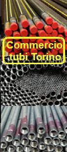 COMMERCIO TUBI con e senza saldature - TUBI IN ACCIAIO RIVESTITI PER CONDOTTE ACQUA E METANO<